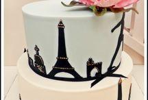 Birthday cake Paris
