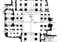 Büyük Selçuklu Dönemi Mimari Planları
