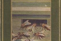 staré knihy o včelách