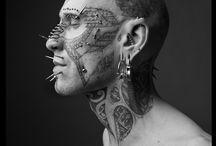 Trash Portrait / by Beate Knappe Photography
