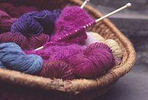 Knits and Crochet I Love