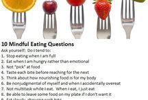 Mindful Eating: Juste Etre