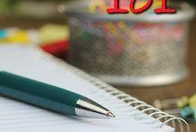 Homeschool Portfolio Ideas
