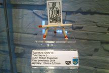 GRAFIKA Polska / Dział Malarstwa, Rysunku i Grafiki - Muzeum Miniaturowej Sztuki Profesjonalnej Henryk Jan Dominiak w Tychach