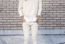 All White*