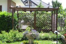 Cercate e TROVATE l'ispirazione!!! / Allestite la vostra area relax all'esterno al meglio. #Estate #Relax #Legno #Bellezza #Pace 