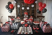I plan birthday parties - Mickey & Minnie