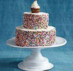 16th, 18th, 21st Birthday Cakes