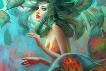Beautiful illustrations ~