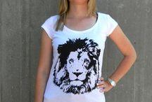 handmade prints & fair trade & bio cotton / Handmade prints