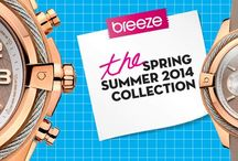 BREEZE Watches! New Collection!!!!