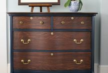 Beautiful Furniture DIY / Furniture ideas and DIY.  furniture makeover | furniture | repurpose | diy furniture