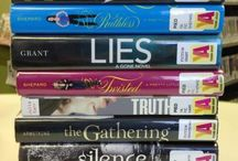 Book Spine Poetry / Amazing poetry crafted entirely from books available from the Piedmont Avenue branch of the Oakland Public Library.