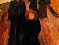 Edvard Munch / #Munch #art #painting