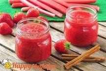 marmelat ve reçeller