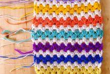 crochet / by Carol Deaville