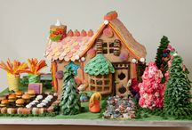 Gingerbread Houses / by Mary Beth Simmons