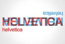 Helvetica / Brands and works inspired by Helvetica font./ Marki i praca inspirowane Helveticą.
