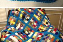 Háčkovanie deka