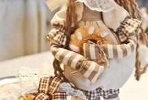 bambole biscotti