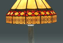 tiffany lamps / by aclarea