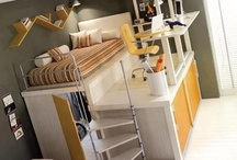 Kids' Bedroom ideas / Ideas for maximising space for two children in one bedroom