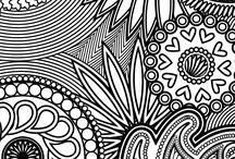 Coloring Pages :) / by Molly Holl