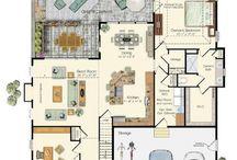 Fabulous floor plans
