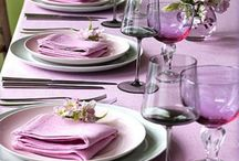 2014 Color of Year: Radiant Orchid / Incorporate Pantone's 2014 color of the year into your wardrobe, home, and wedding!
