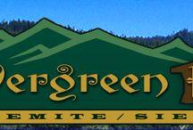 Evergreen Haus / Yosemite / Sierra's Evergreen Haus - Mountain Cabin Lodging. Yosemite National Park, Bass Lake, & Oakhurst are only minutes away.