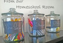 Homeschool / by Gina's Craft Corner