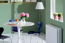 Garden House - Termoarredo / Immagina di poter riscaldare la tua casa, con stile. Ci allontaniamo un po' dal classico radiatore, che diventa invece pezzo d'arredamento.