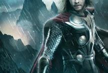 Super heroes..... Assemble!! / by Gabriela García