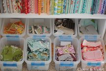Fabric storage solutions