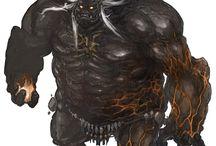 Final Fantasy - Creatures