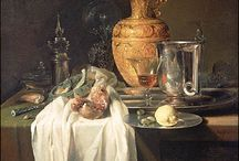 William Kalf Dutch still life painter / Painter
