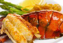 lobster / by Brooks McDermott