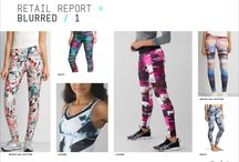 Activewear style trends