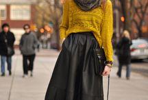 ropa (outfits faldas)