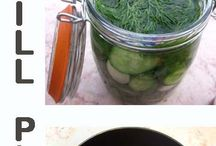 Canning/preserving foods