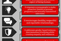 Youth Sexuality Education / How can Youth Wellbeing Project help? Here's some of the great educational content we support with.