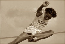 Jump / Physical Education themed board. School work.