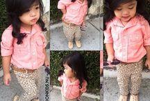 Baby girl fashion / by Brianna Symone