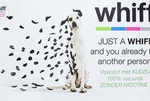 Whiff / 100% plantaardige e-liquid met kudzu extract