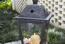 By Candlelight / Candles and Lanterns / by Chellie Hailes