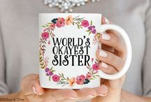 Sister gifts