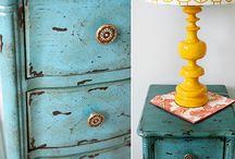 painting furnitures