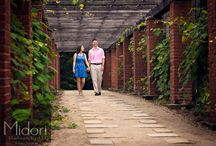 Midori Wedding Engagement Portraits / Creative Artistic Contemporary Engagement Images from Midori Photography LLC  http://www.midoriphotography.com