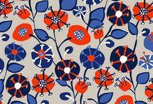 Patterns / Tessuti di ispirazione