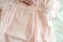 vintage babyclothes